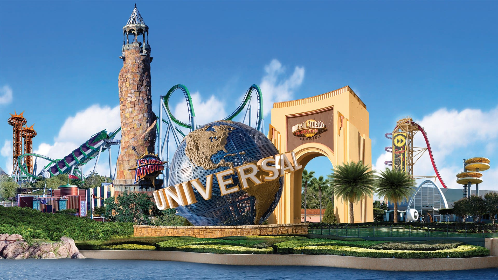Universal Orlando Resort Hotels  Trailfinders