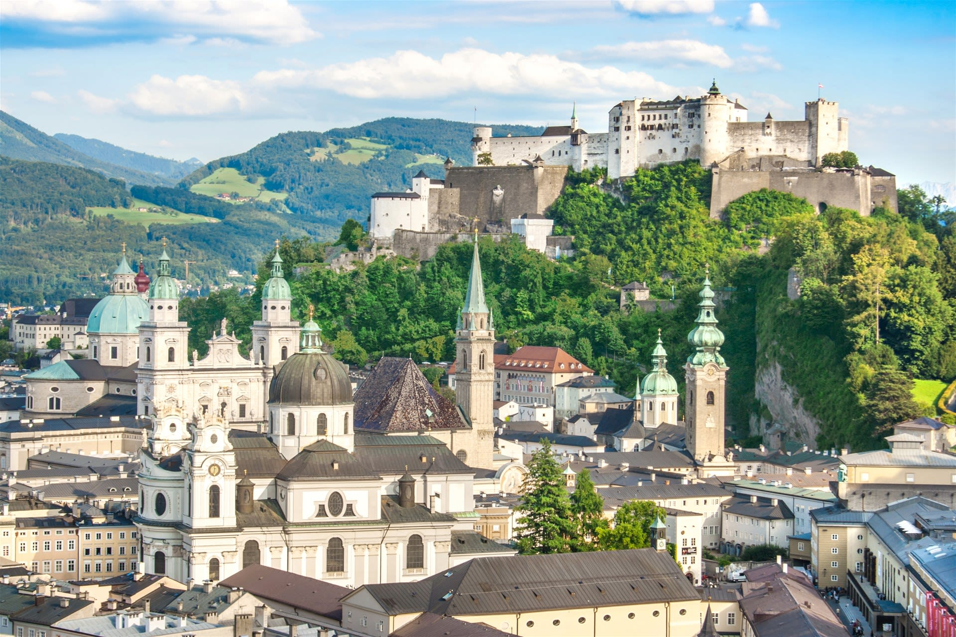 Austria's Grand Imperial Cities by Rail