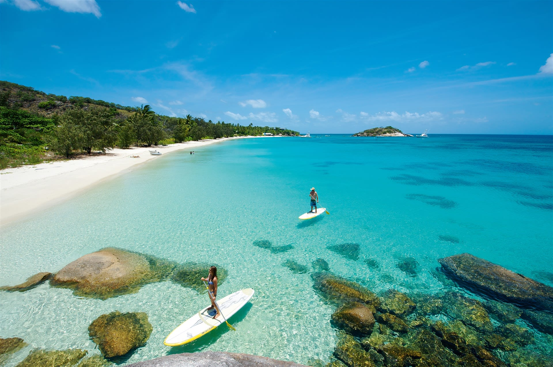 Islands Of The Northern Great Barrier Reef Hotels