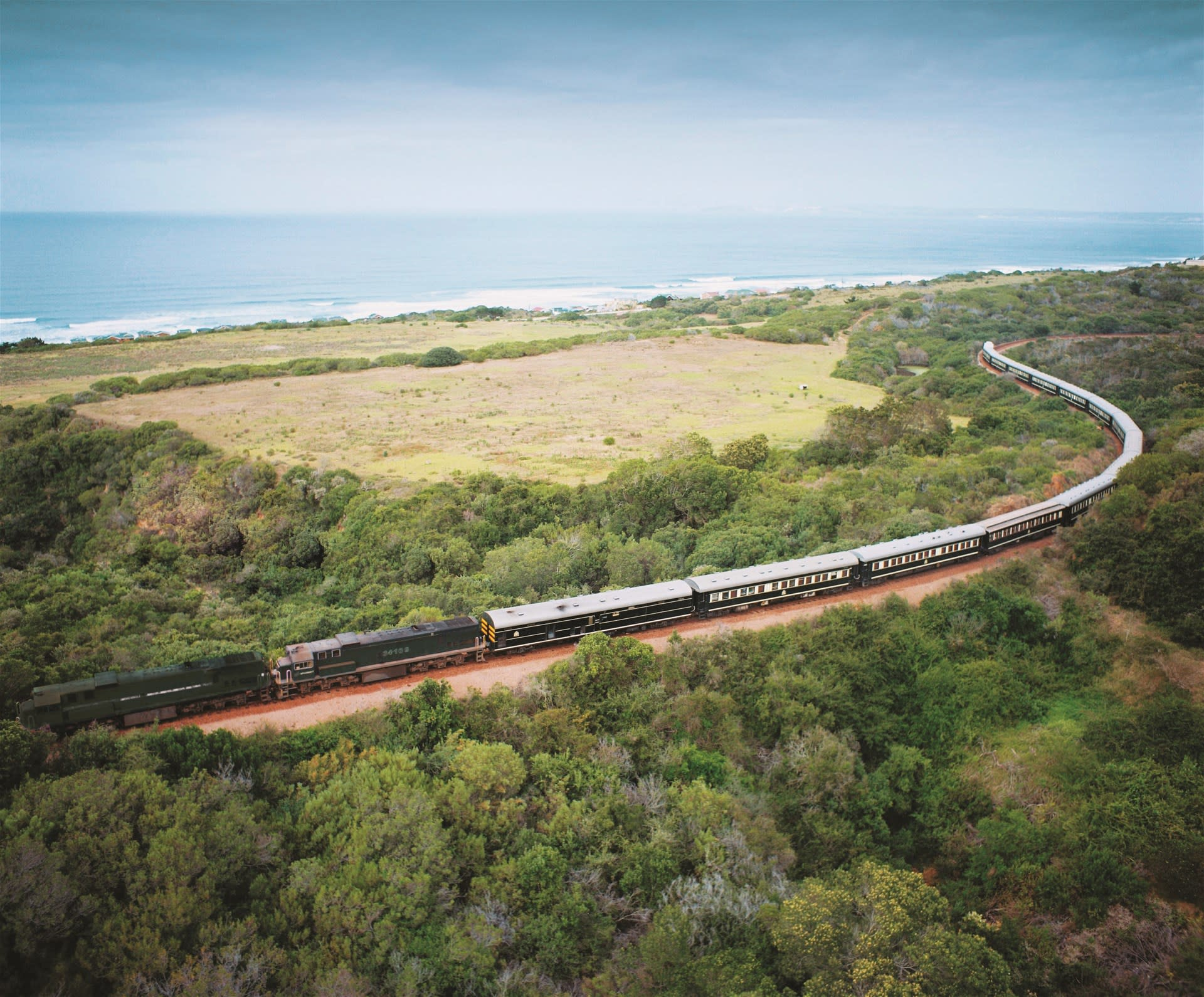 South Africa Rail Journeys
