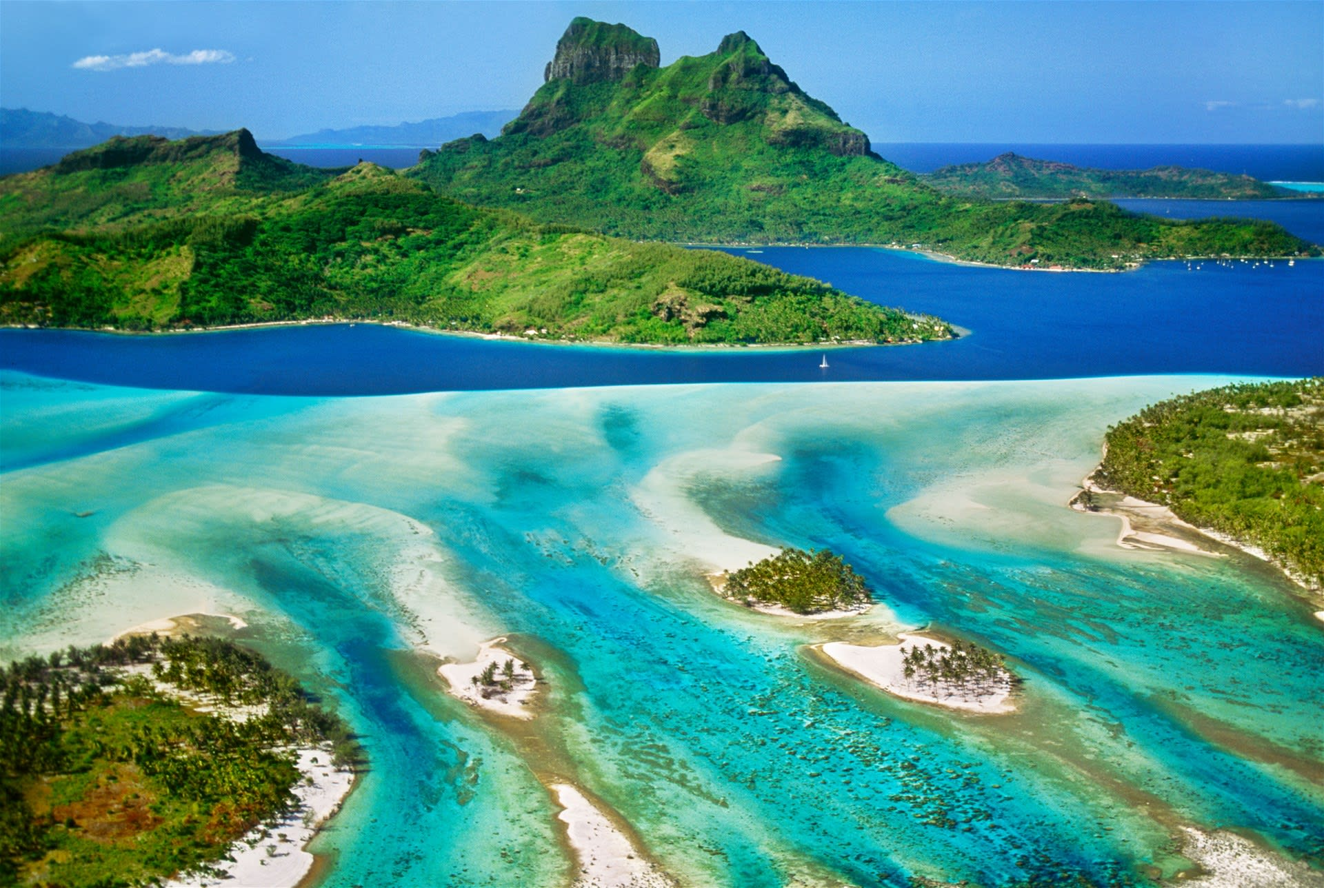 Luxury Holidays in the South Pacific