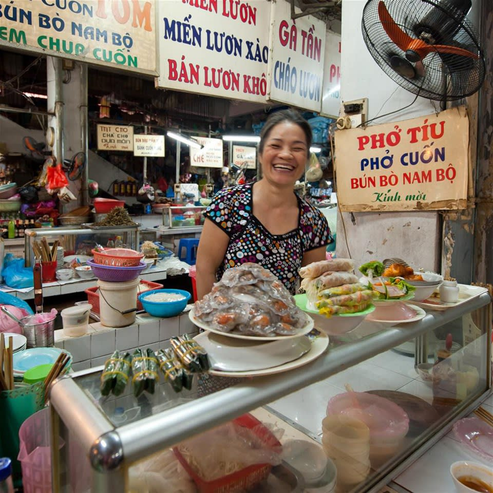Street Food Walking Tour by Night