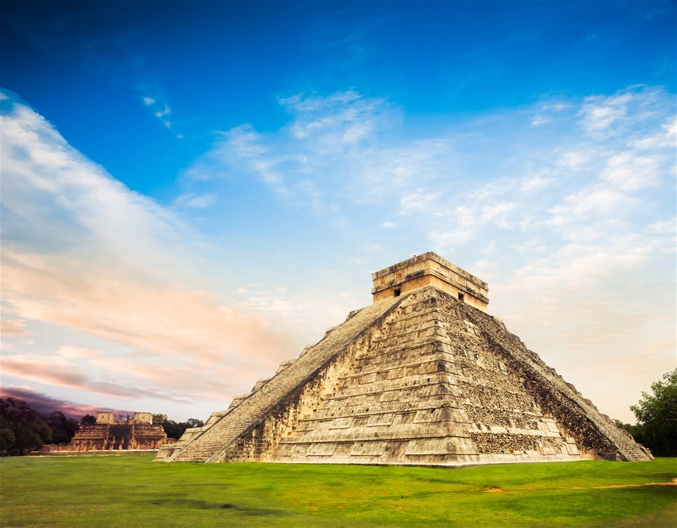 A Journey through Guatemala, Belize and Mexico