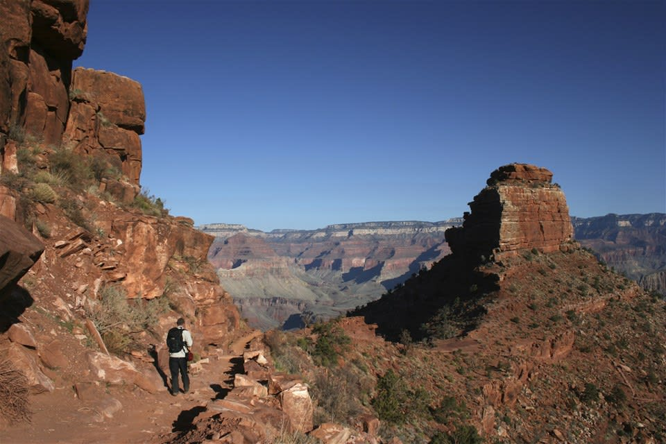 Grand Canyon Trail of Time Guided Walk