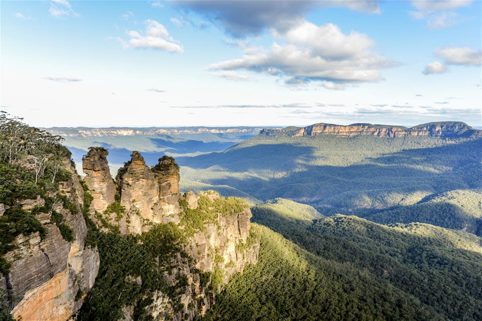 1 Night Blue Mountains High Country Tour