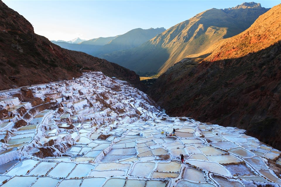 Maras Saltpans & Moray Terraces