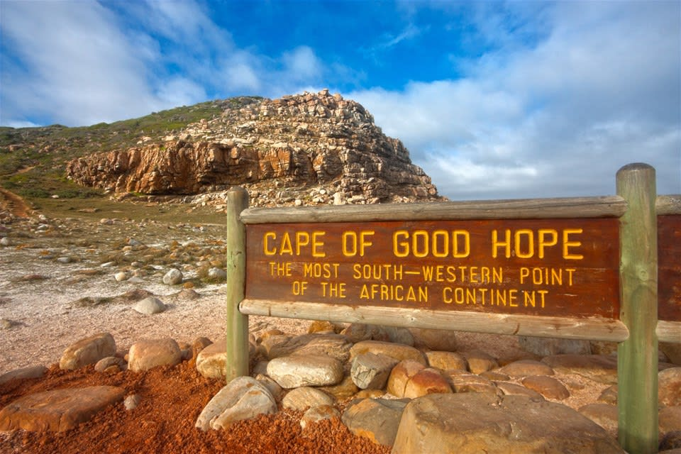 Private Cape of Good Hope Cycling Tour