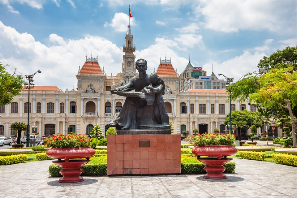 Cu Chi Tunnels & Ho Chi Minh City Tour