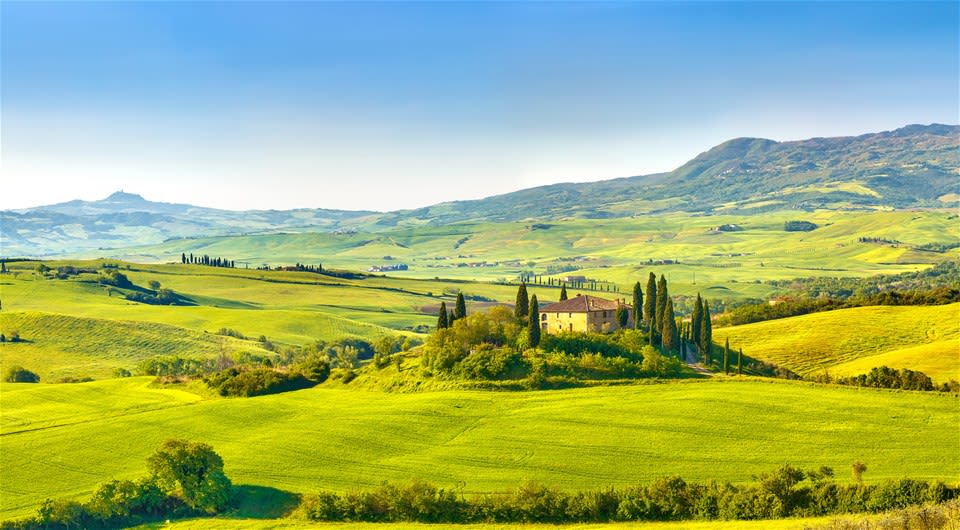 Tuscany's Wine Trails & Medevial Towns