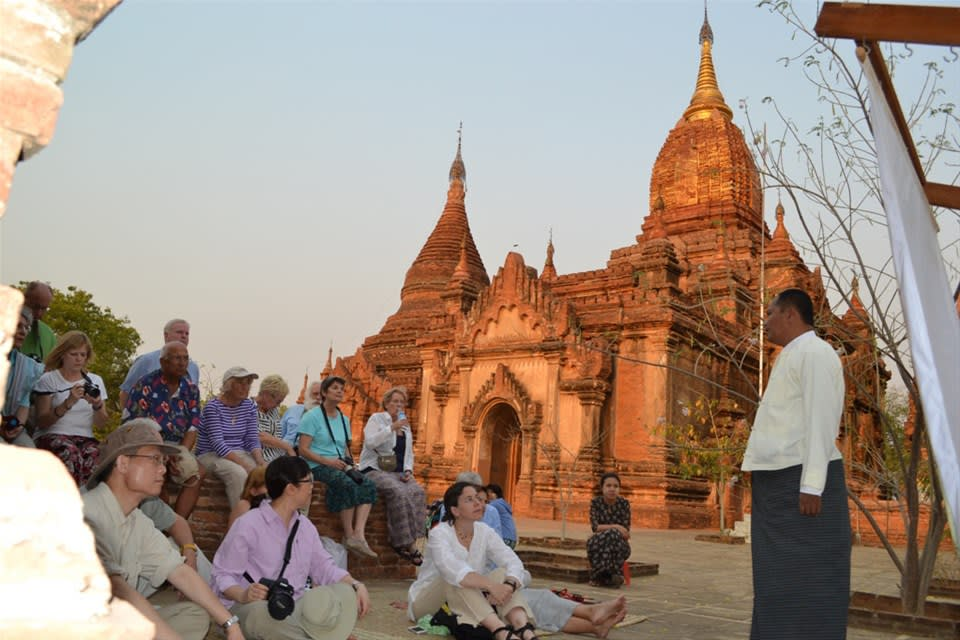 Archaeology Tour of Bagan