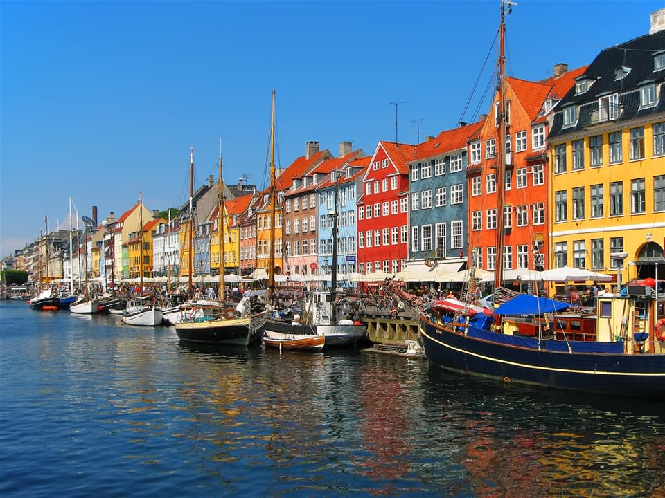 Classic Copenhagen City Break
