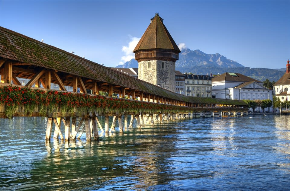 Grand Tour of Switzerland from London