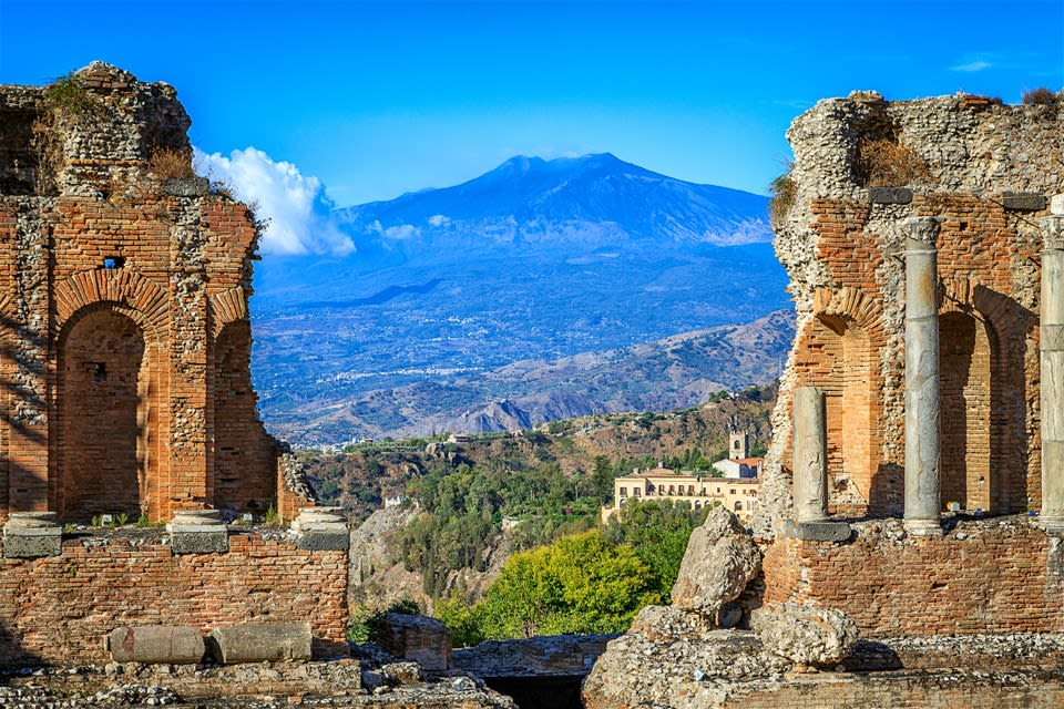 Sicily's Natural & Historic Delights