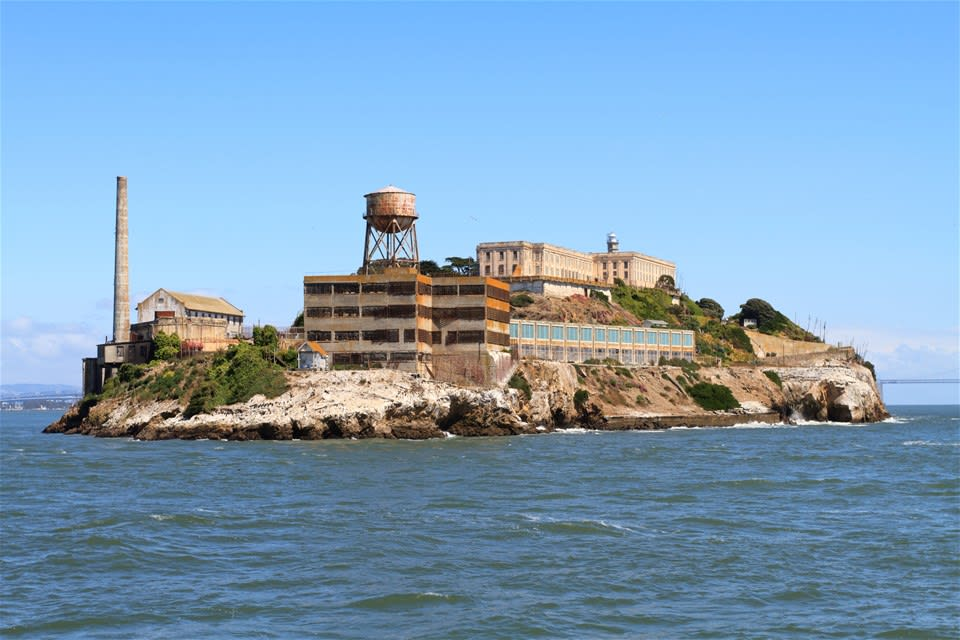 Alcatraz & San Francisco 2 Day Hop-On Hop-Off Bus Tour
