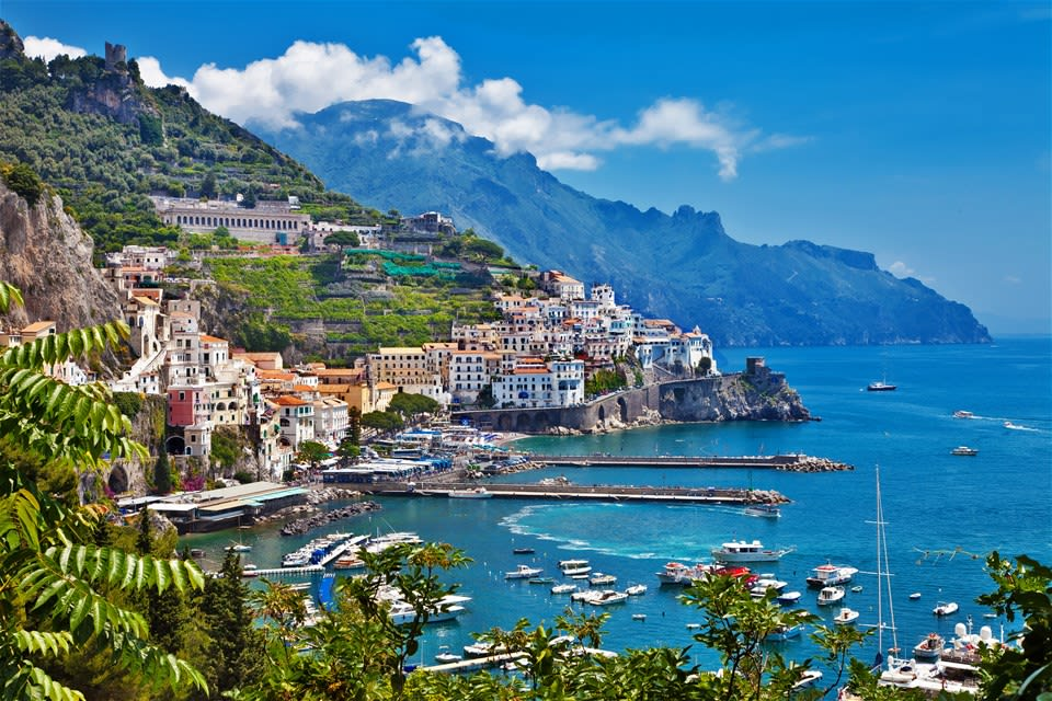Cycle Cilento & The Amalfi Coast