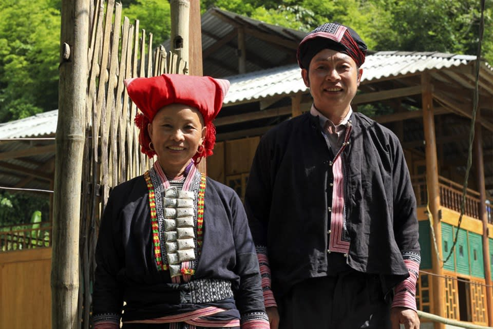 Overnight Trek to Nam Cang Sapa