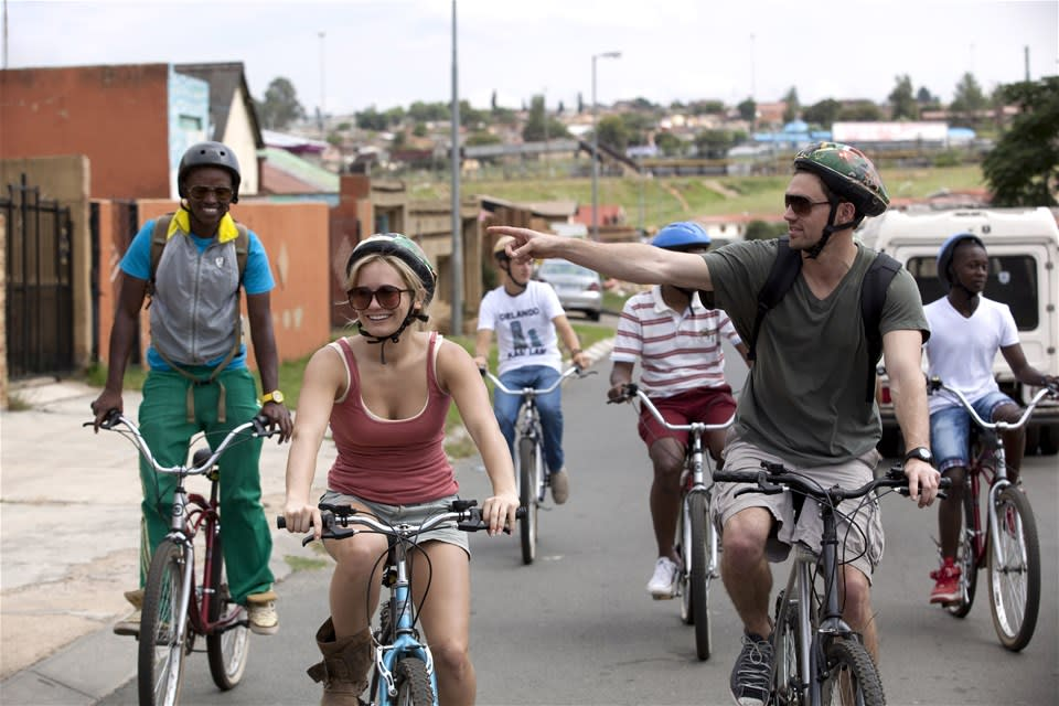 Soweto Cycle Tour