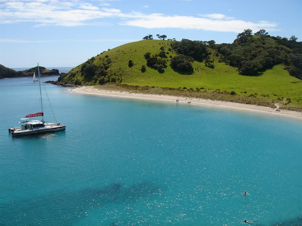 Bay of Islands Catamaran Cruise