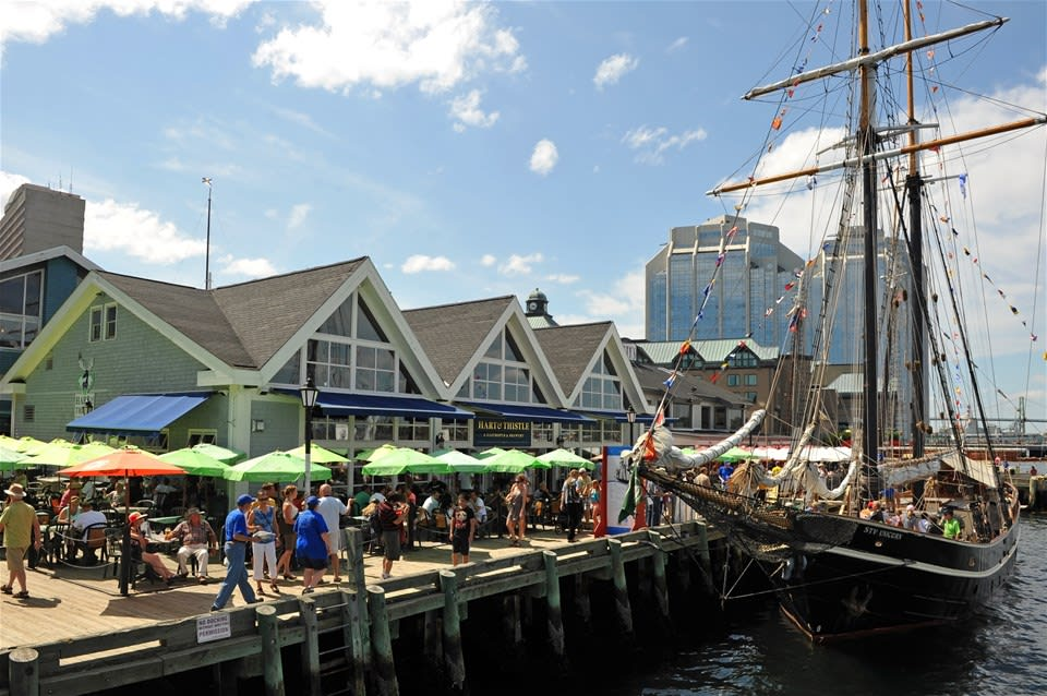 Quebec to the Maritimes Voyage by Rail