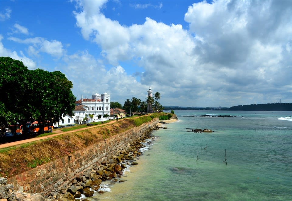 Galle Discovery