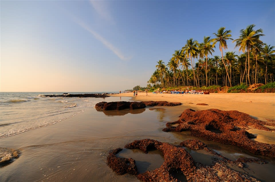 India's Golden Triangle & Goa Beach Break