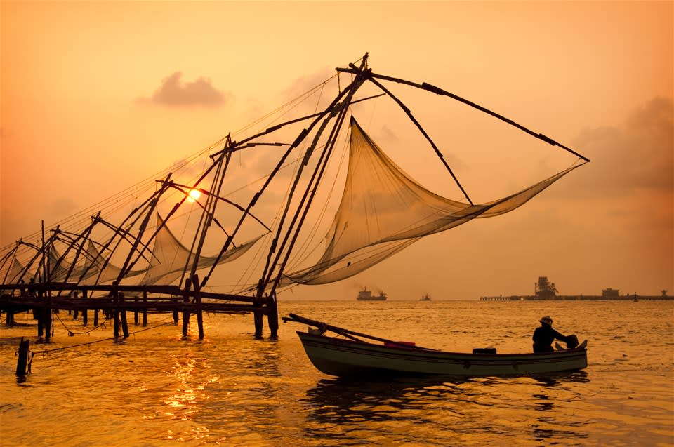 Fort Cochin Heritage Walking Tour