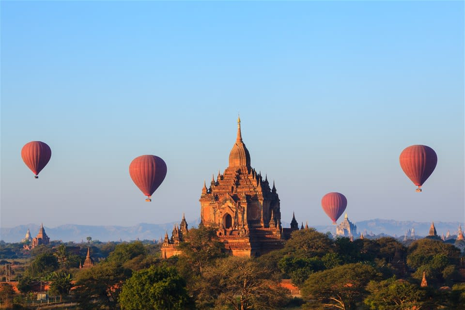 Journey Through Burma