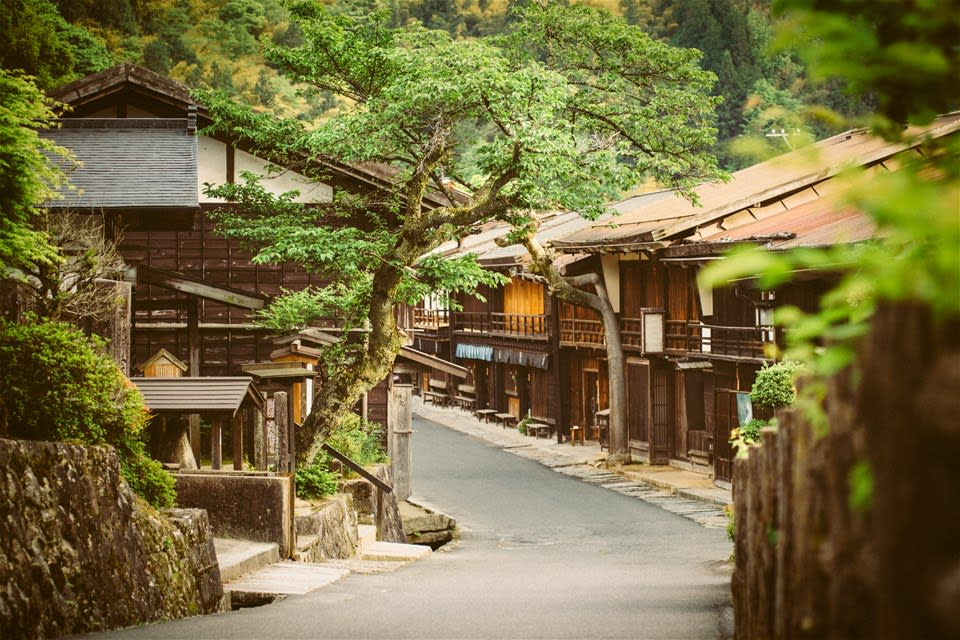 Ancient Trails of the Nakasendo