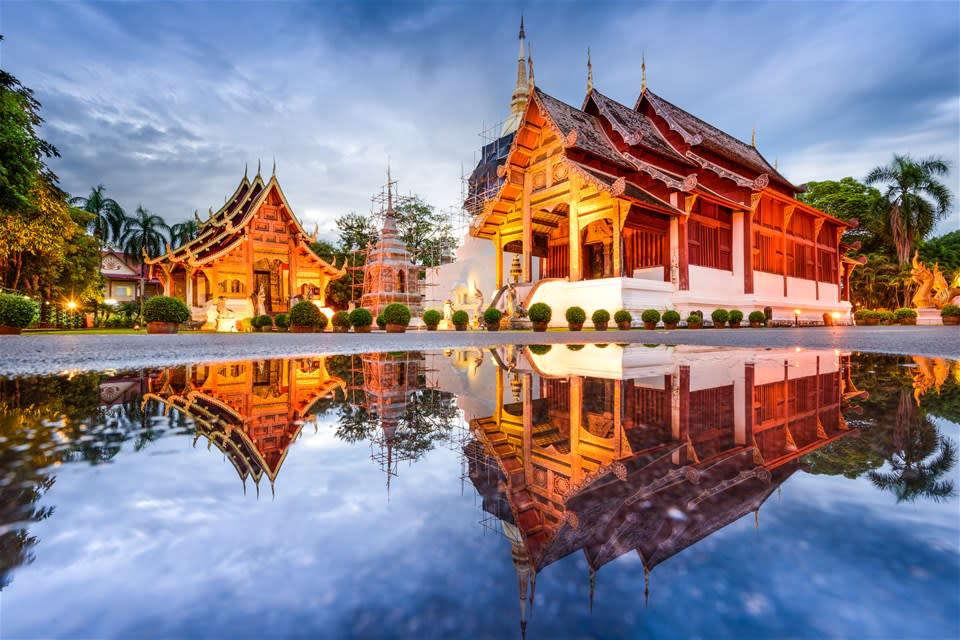 Highlights of the North: Thailand to Laos