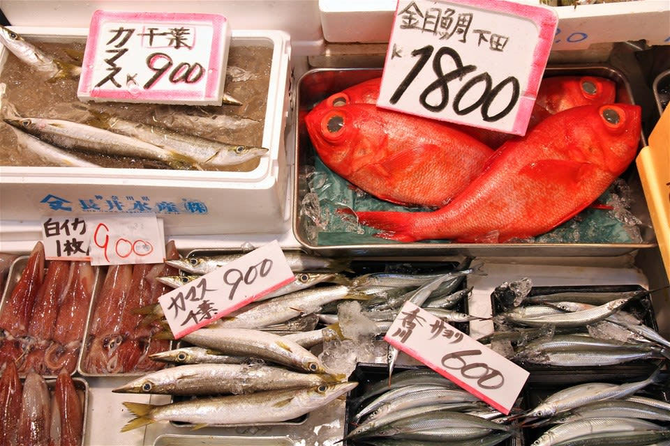 Kyoto's Food Market Walking Tour & Cookery Class