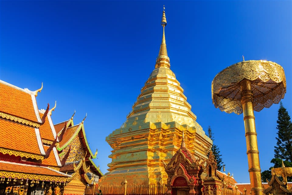 Northern Thailand & Laos Experience