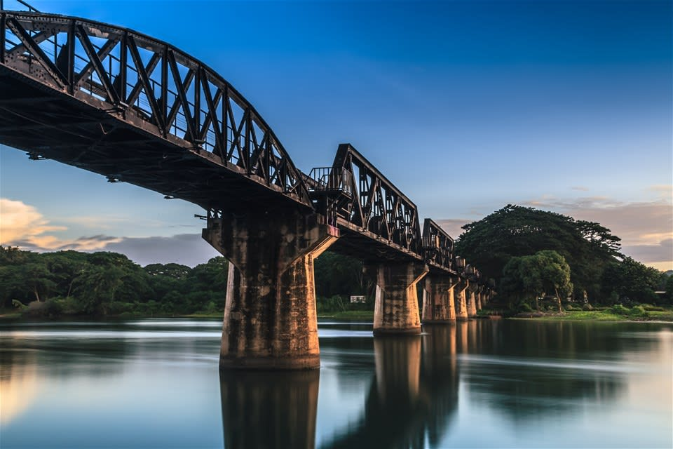 River Kwai and Thai Village Tour