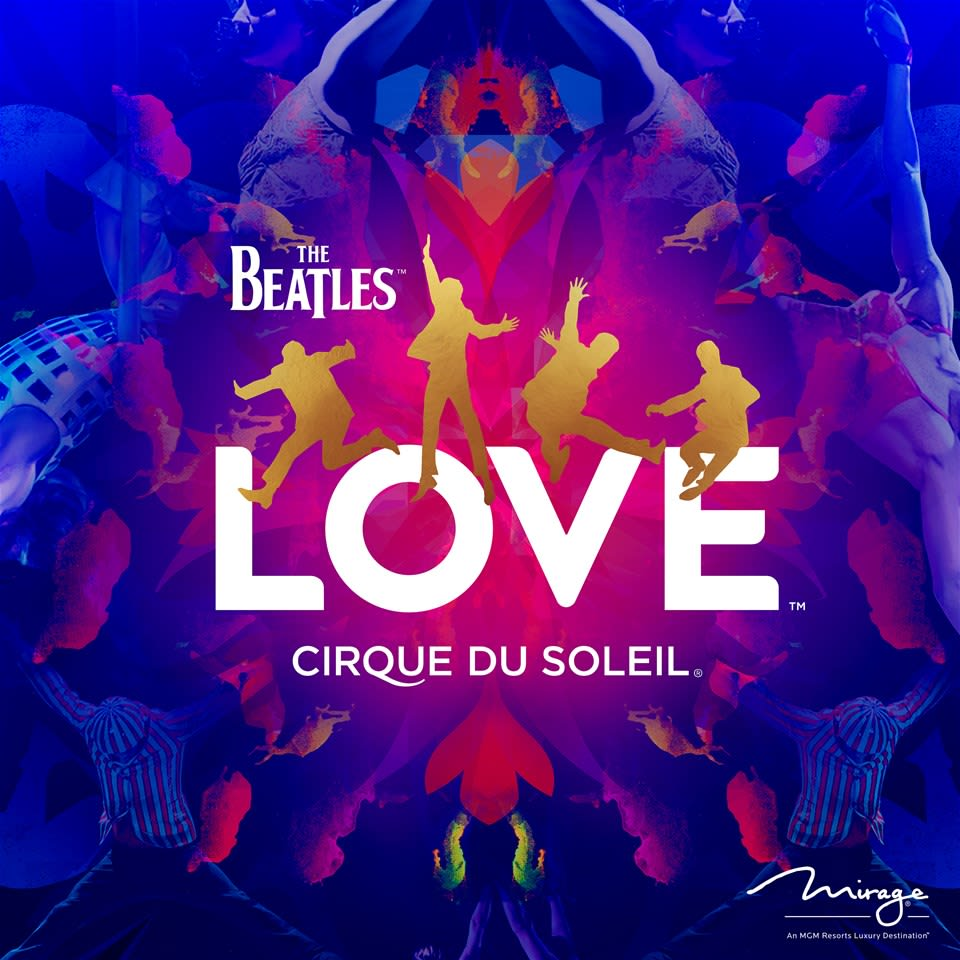 The Beatles: LOVE - Cirque du Soleil