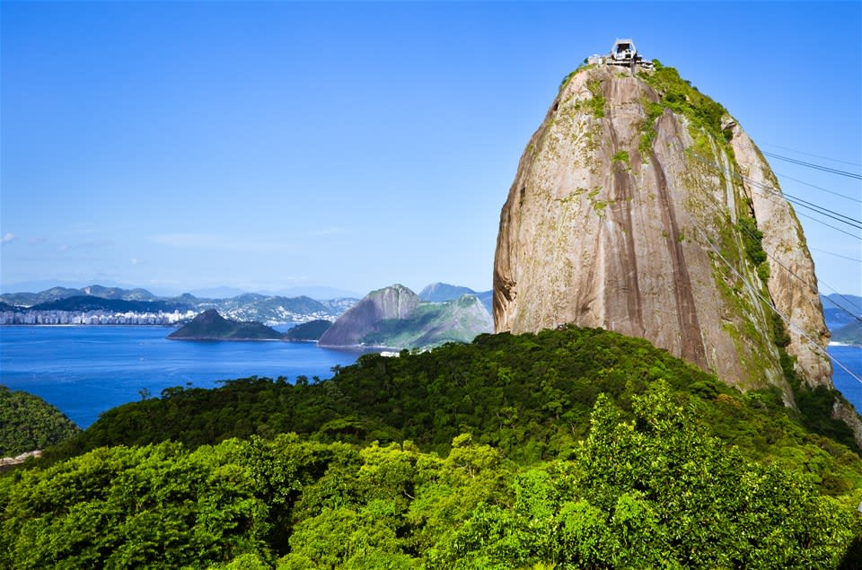 Corcovado & Sugarloaf Mountain Full Day Private Tour