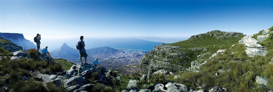 Private Table Mountain Hike & City Tour
