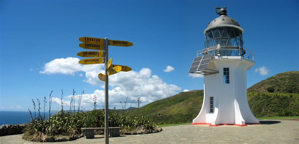 Cape Reinga & 90 Mile Beach