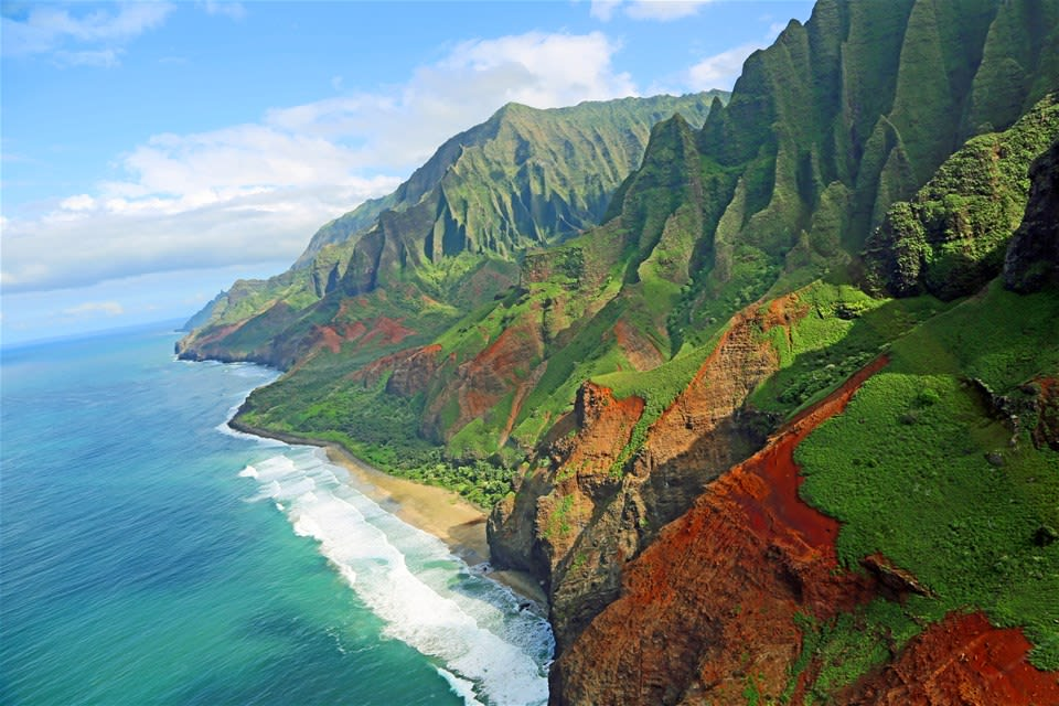 Bays, Beaches & Canyons - Seattle, Oahu & Kauai