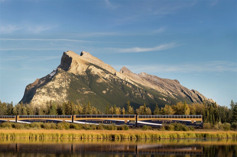 Rocky Mountaineer Journey Through the Clouds Explorer