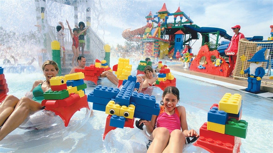 LEGOLAND Water Park 1 Day Access