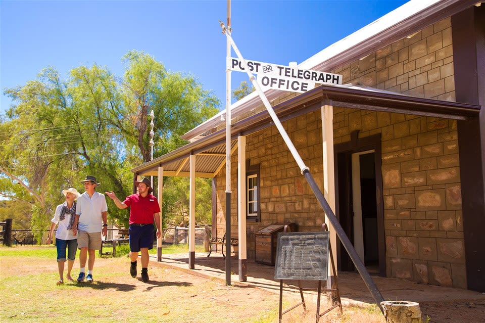 Alice Springs City Tour