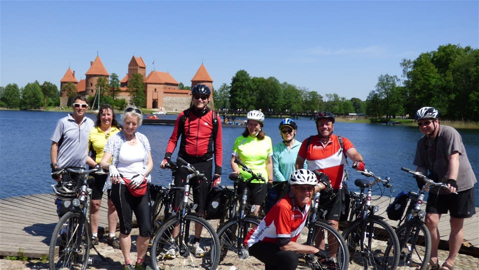 Cycle the Baltics