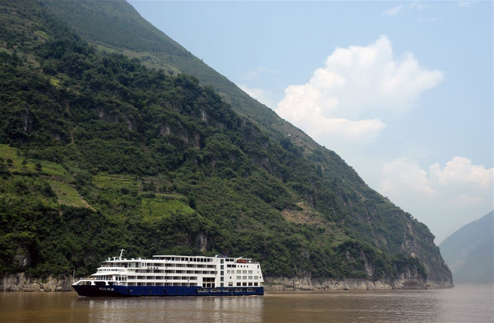 Magic Of The Yangtze