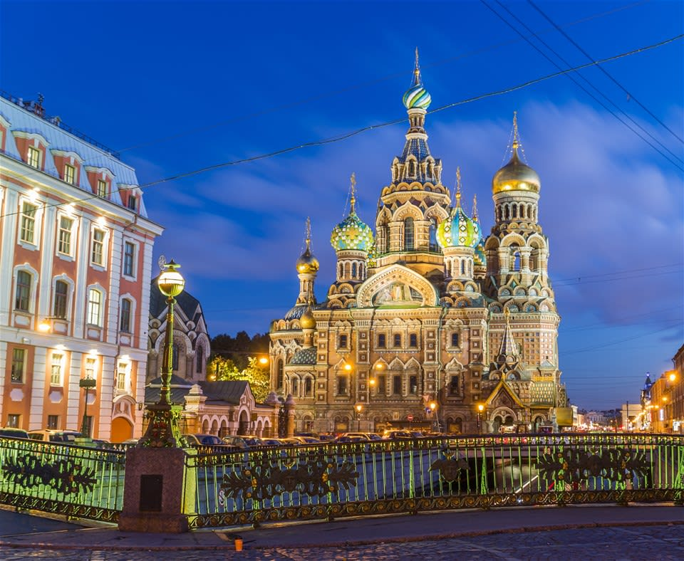 Russia's Imperial Cities