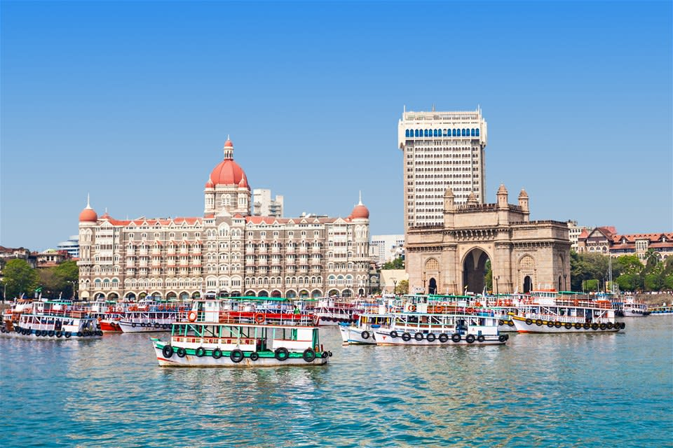 Mumbai Heritage Walking Tour