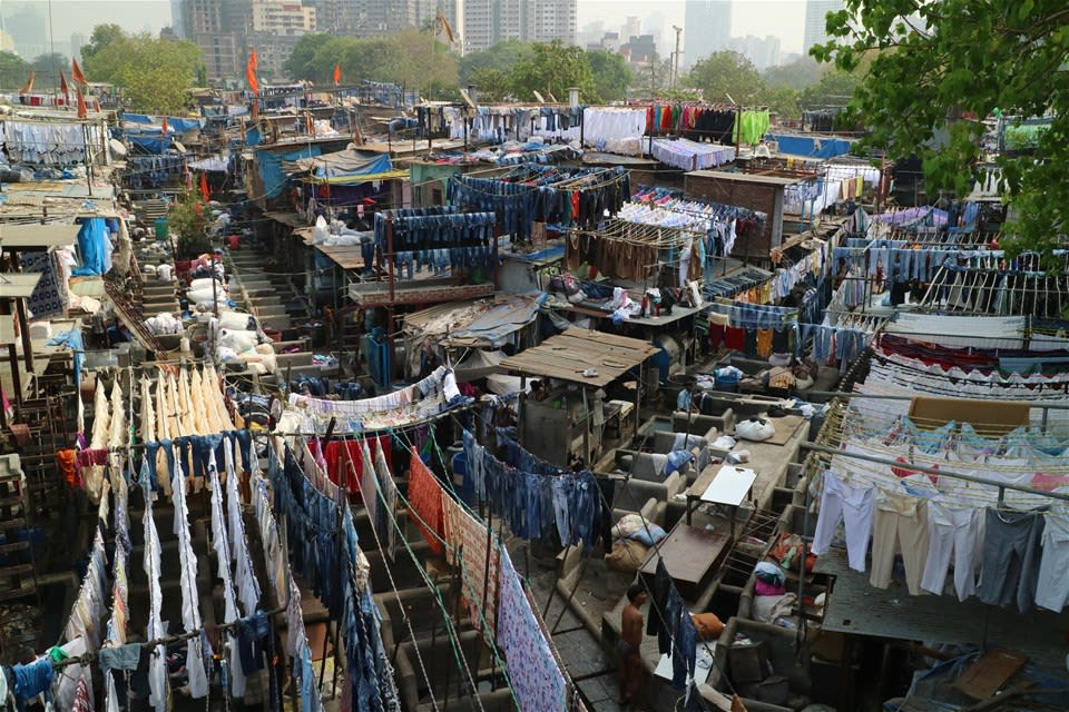 Mumbai's Laundry & Lunch Box Tour