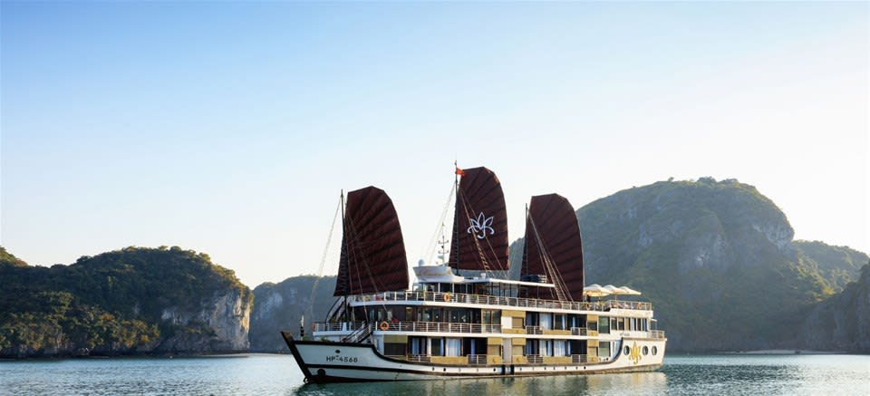 Untouched Halong - Orchid Cruises