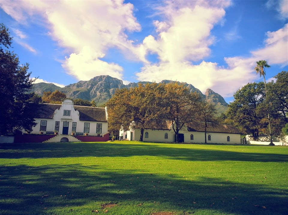 Cape Winelands Overnight Escape