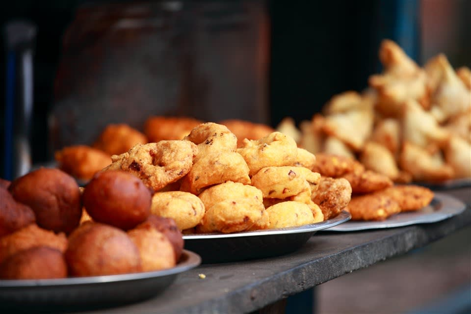 Delhi Street Food Walking Tour
