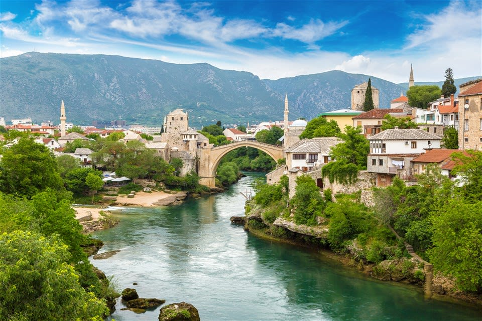 Croatia & Mostar: Cultural Landscapes & Natural Treasures