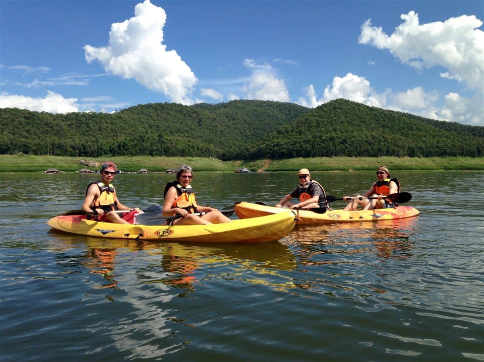 Chiang Mai Pedal & Paddle Adventure
